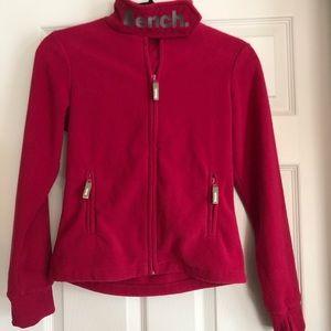Bench Fleece Zip Up Sweater Size 11/12
